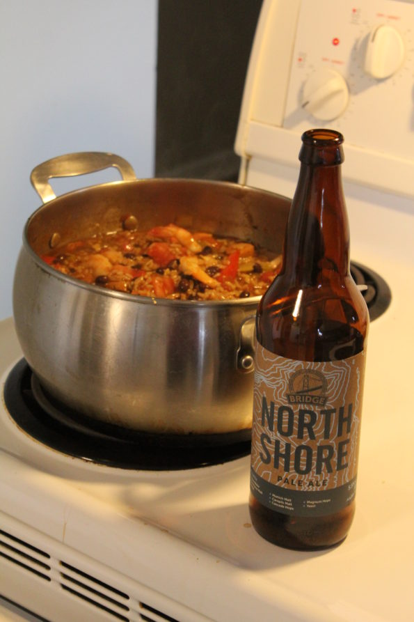North Shore Beer and Gumbo